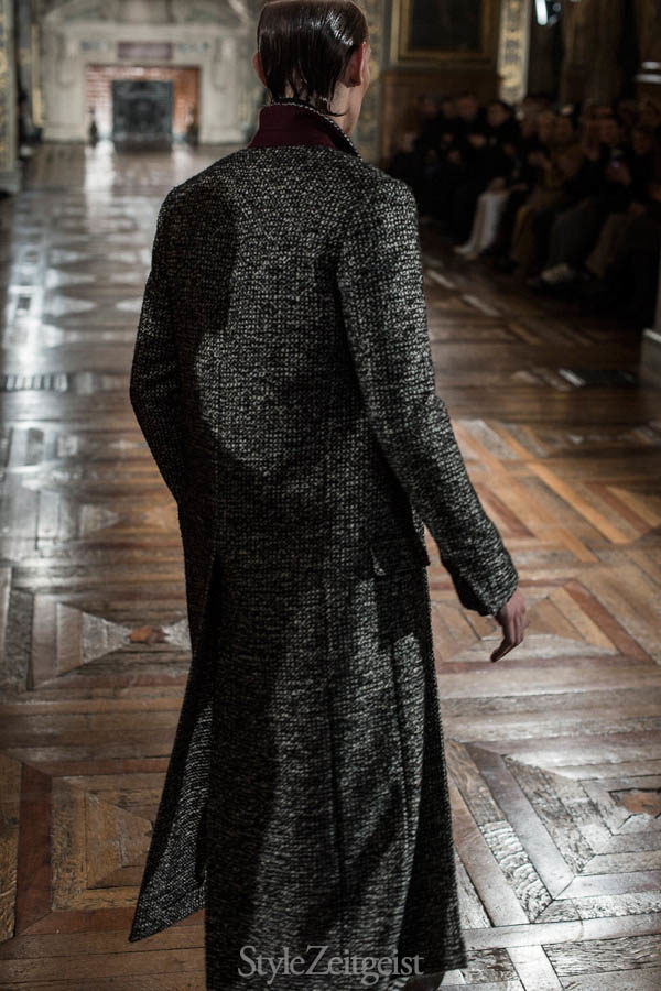 Haider Ackermann F/W16 - Paris - fashion - Year, StyleZeitgeist, Season, Runway, PFW, Paris Fashion Week, Paris, MENSWEAR, Mens Fashion, Haider Ackermann, Fashion, Fall Winter, Ackermann, 2016