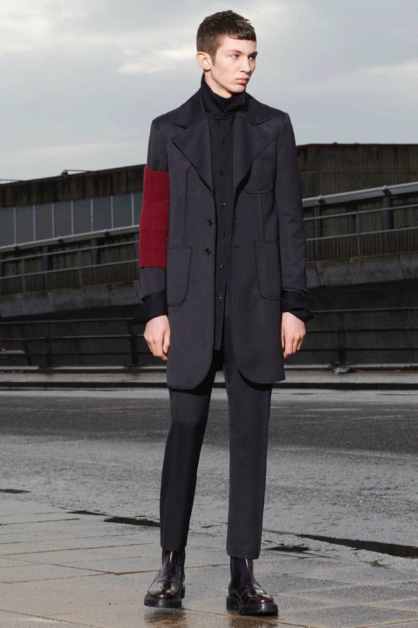 StyleZeitgeist Yang Li F/W16 - Paris Fashion  Year Yang Li StyleZeitgeist Season PFW Paris Fashion Week Paris MENSWEAR Mens Fashion lookbook Li Fashion Fall Winter 2016