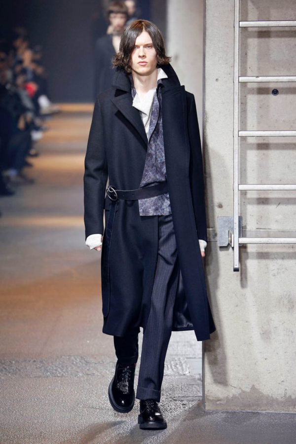 StyleZeitgeist Lanvin F/W16 - Paris Fashion  Year StyleZeitgeist Season PFW Paris Fashion Week Paris Ossendrijver MENSWEAR Mens Fashion Lucas Ossendrijver Lanvin Fashion Fall Winter 2016