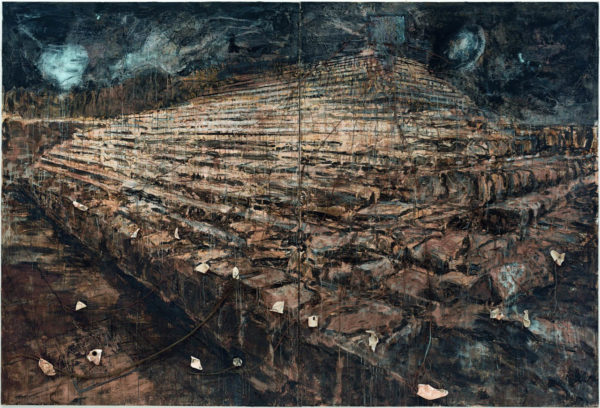 Anselm Kiefer in Paris - culture - StyleZeitgeist, Retrospective, Paris, Museum George Pompidou, Kiefer, Exhibition, Center Ceorge Pompidou, Anselm Kiefer