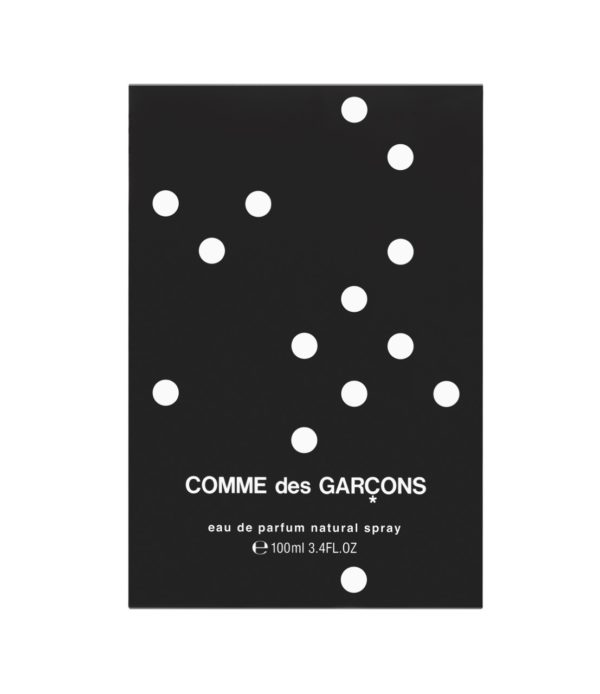 Comme des Garcons Dot Perfume - fashion - StyleZeitgeist, Perfume, fragrance, Fashion, Comme Des Garcons