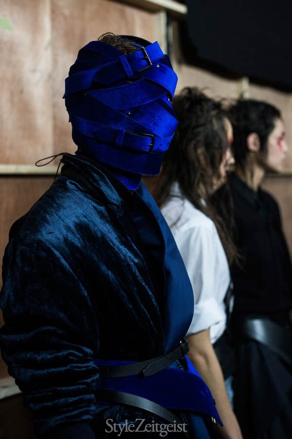 Backstage: A.F. Vandevorst F/W16 - London - fashion - Year, Women's Fashion, Vandevorst, StyleZeitgeist, Season, London Fashion Week, LFW, Fashion, Fall Winter, Backstage, A.F. Vandevorst, 2016