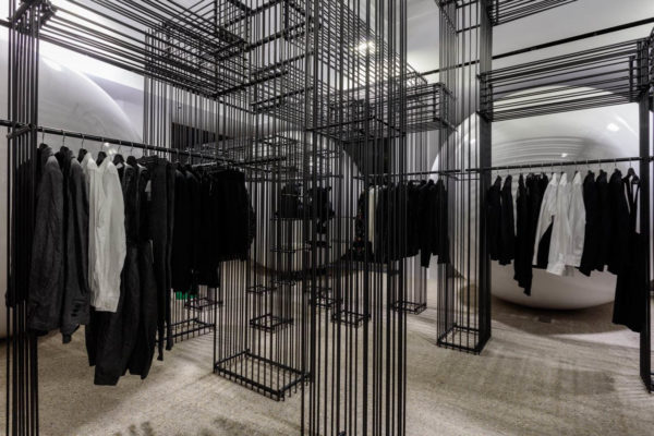 Dover Street Market – Black Comme des Garcons – Ground Floor