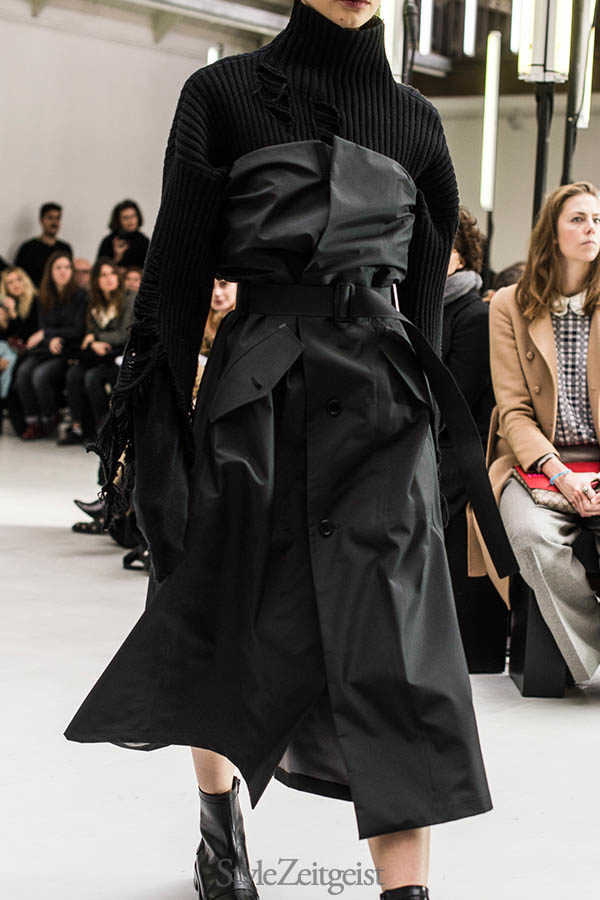 Yang Li F/W16 - Paris - fashion - Year, Yang Li, Womenswear, Women's Fashion, StyleZeitgeist, Season, PFW, Paris Fashion Week, Paris, Li, Fashion, Fall Winter, 2016