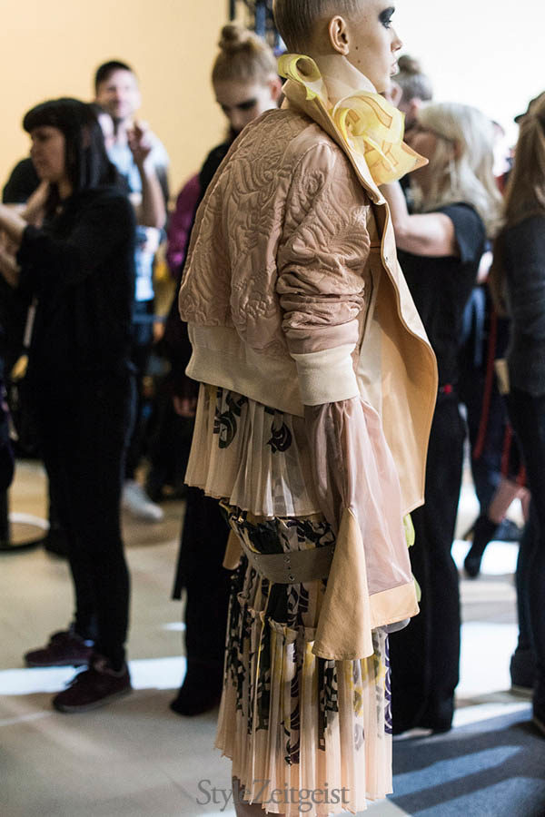 The Ups and Downs Of the Paris Fashion Week - features-oped, fashion - Year, Womenswear, Women's Fashion, Undercoverism, Undercover, StyleZeitgeist, Season, Sacai, Runway, PFW, Paris Fashion Week, Paris, Jun Takahashi, Fashion, Fall Winter, Chitose Abe, Backstage, 2016