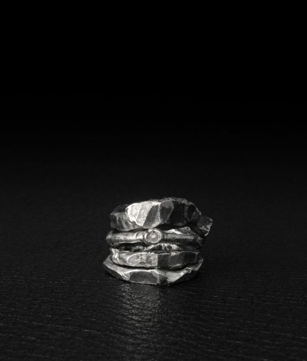 Alice Waese Stacked Ring