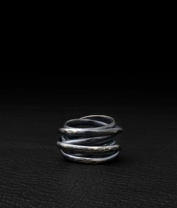Chin Teo Cage Ring