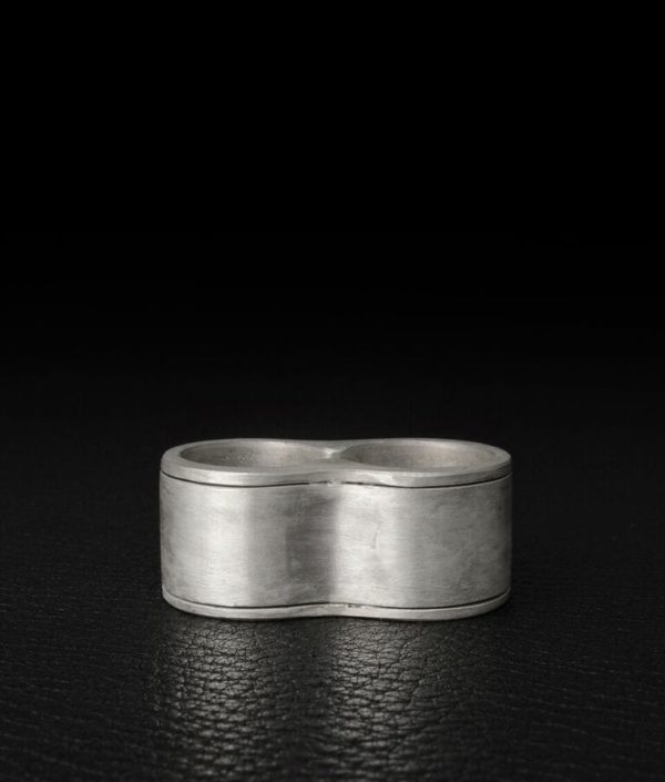 Parts of 4 Contour Ring Double