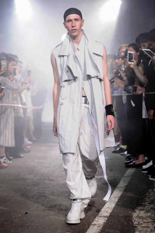 StyleZeitgeist Julius S/S17 - Paris Fashion  Year StyleZeitgeist Spring Summer Season MENSWEAR Mens Fashion Julius_7 Julius Japanese Fashion Fashion 2017