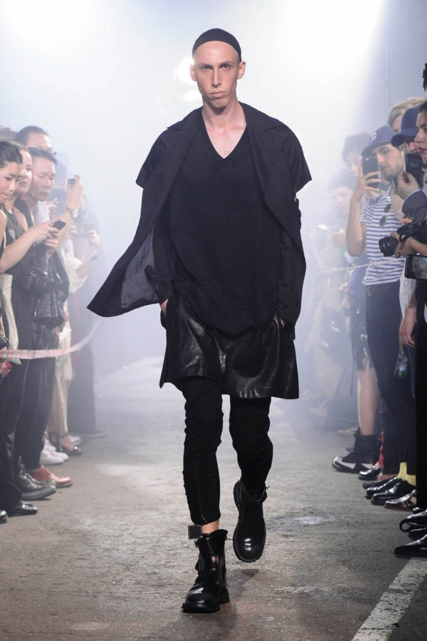 Julius S/S17 - Paris - fashion - Year StyleZeitgeist Spring Summer Season MENSWEAR Mens Fashion Julius_7 Julius Japanese Fashion Fashion 2017