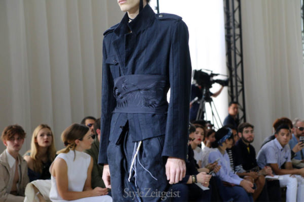 Ann Demeulemeester S/S17 - Paris - fashion - Year, StyleZeitgeist, Spring Summer, Season, PFW, Paris Fashion Week, Paris, MENSWEAR, Mens Fashion, Fashion, Demeulemeester, Ann Demeulemeester, 2017