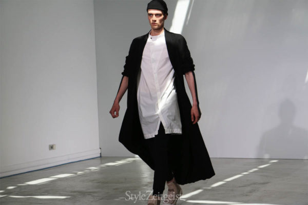 Boris Bidjan Saberi S/S17 - Paris - fashion - Year StyleZeitgeist Spring Summer Season PFW Paris Fashion Week Paris MENSWEAR Mens Fashion Fashion Boris Bidjan Saberi BBS 2017