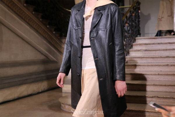 Maison Margiela S/S17 - Paris - fashion - Year, StyleZeitgeist, Spring Summer, Simons, Season, Raf Simons, Pitti Uomo, PFW, Paris Fashion Week, Paris, MENSWEAR, Mens Fashion, Margiela, Maison Martin Margiela, Maison Margiela, Fashion, 2017
