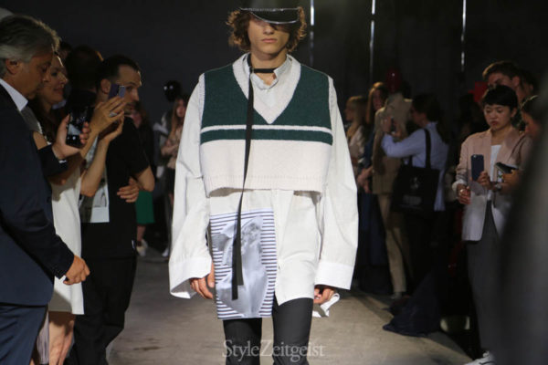 Raf Simons S/S17 - Pitti Uomo - fashion - Year, StyleZeitgeist, Spring Summer, Simons, Season, Raf Simons, Pitti Uomo, PFW, Paris Fashion Week, Paris, MENSWEAR, Mens Fashion, Fashion, 2017