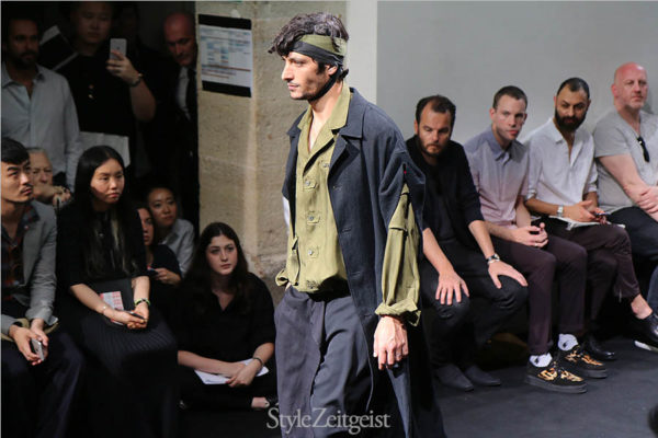 Yohji Yamamoto S/S17 - Paris - fashion - Yohji Yamamoto, Year, Yamamoto, StyleZeitgeist, Spring Summer, Season, PFW, Paris Fashion Week, Paris, Owens, MENSWEAR, Mens Fashion, Fashion, 2017