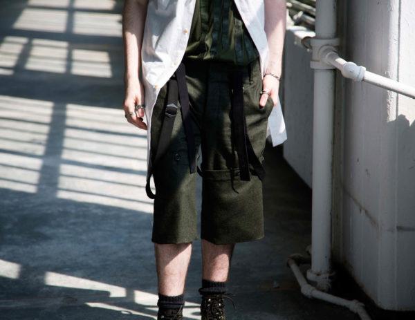 Zam Barrett S/S17 - fashion - Zam Barrett, StyleZeitgeist, Fashion