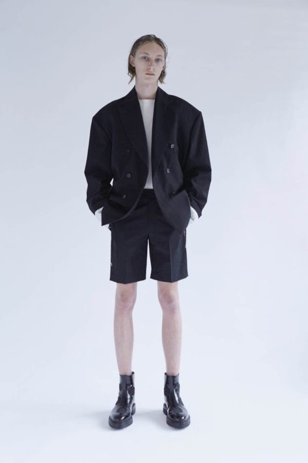StyleZeitgeist Yang Li S/S17 Fashion  Year Yang Li StyleZeitgeist Spring Summer Season PFW Paris Fashion Week MENSWEAR Mens Fashion Li Fashion 2017