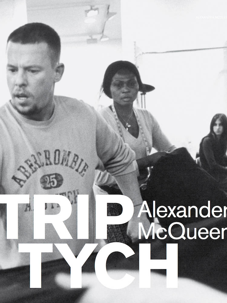 Eugene Rabkin reviews three books, a photo monograph, a biography and a history of collections, on the late English designer Alexander McQueen, all out this fall.