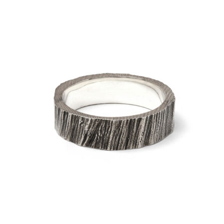 Alicia Hannah Naomi Awl Narrow Ring -  -