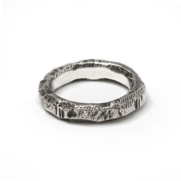StyleZeitgeist Alicia Hannah Naomi Gneiss Ring