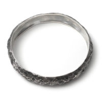 Alicia Hannah Naomi Anthracite Bangle -  -