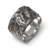 Alicia Hannah Naomi Anthracite Ring -  -