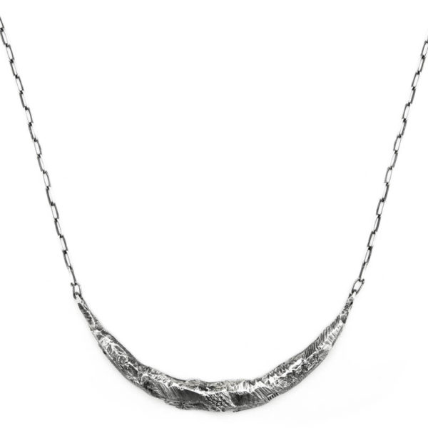 Alicia Hannah Naomi Tephra Necklace -  -