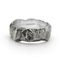 Alicia Hannah Naomi Tephra Ring - womens-jewelry, rings, jewelery -