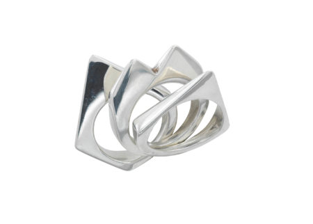 StyleZeitgeist Moratorium Stack Ring Set