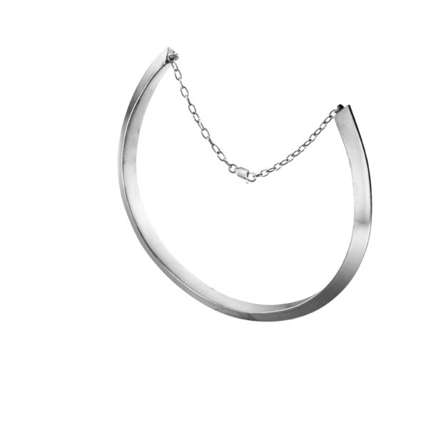 Moratorium Triangle Edged Choker -  -