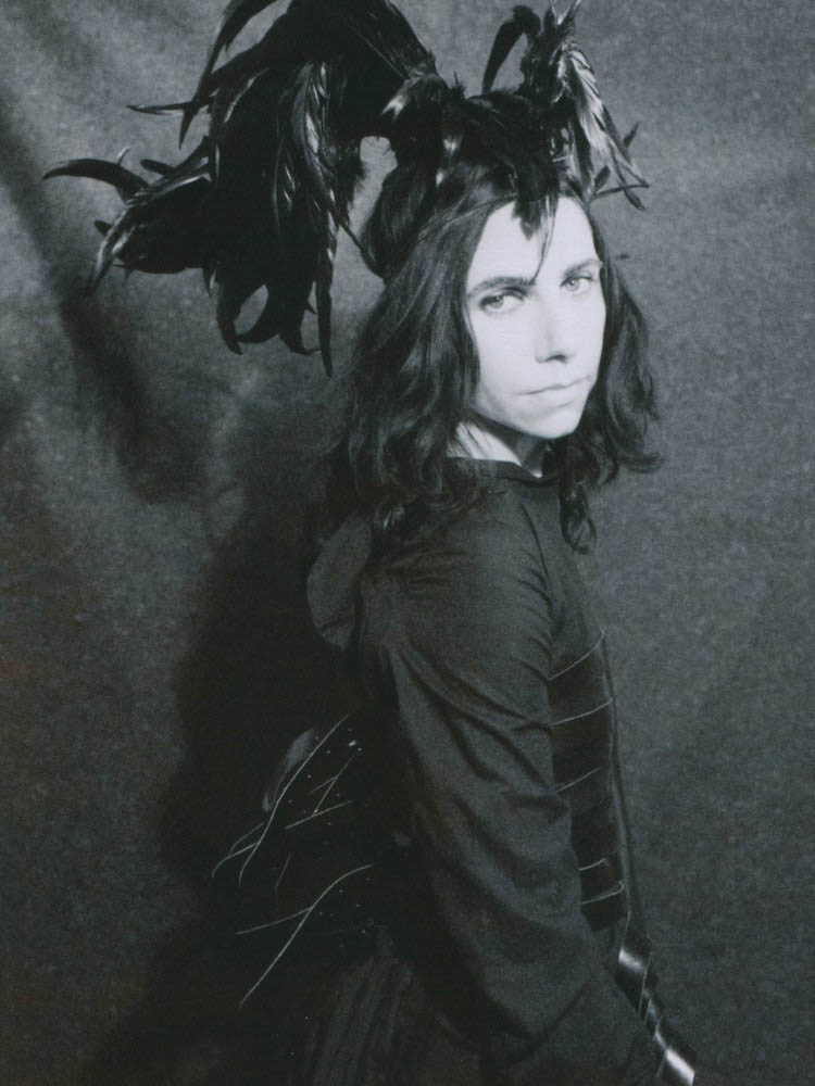 In our flagship article, Eugene Rabkin goes to England and Belgium to report on the intimate friendship and creative exchange between the singer PJ Harvey and the designer Ann Demeulemeester and her husband, the photographer Patrick Robyn. With six full-page exclusive photographs of PJ Harvey by Patrick Robyn, shot at Demeulemeester's studio in Antwerp.