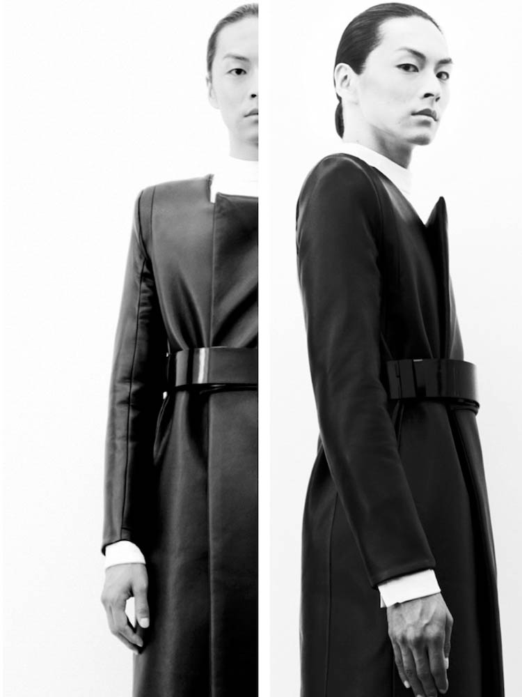 In this photo essay, Rad Hourani documents his first unisex haute couture collection.