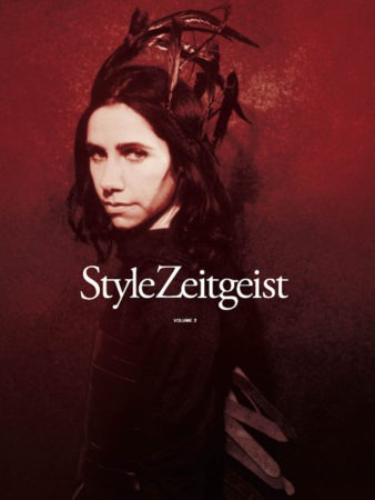 You can order our second volume, featuring articles on PJ Harvey, Ann Demeulemeester, Deborah Turbeville, and more, by clicking on the link below. Here you'll also find pictures of the actual magazine.