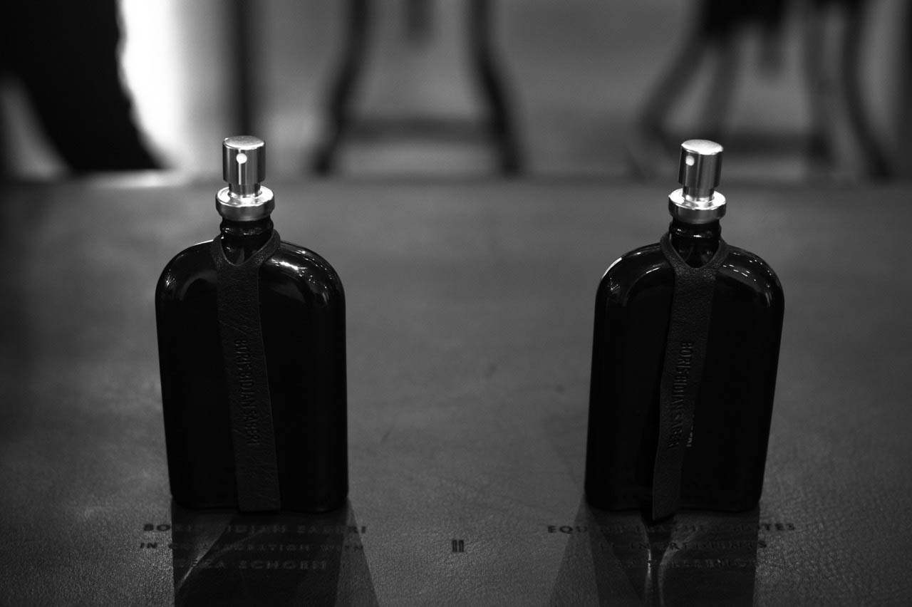 BORIS BIDJAN SABERI FRAGRANCE RELEASE - fashion, events - StyleZeitgeist, Perfume, Fashion, Event, Boris Bidjan Saberi, BBS