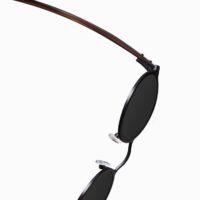 Blyszak Style II Matte Black/Blonde - eyewear -