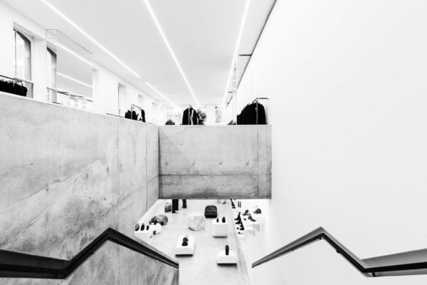Rick Owens New York Store Opening - retail, fashion - StyleZeitgeist, Rick Owens, Retail, Michele Lamy, Fashion