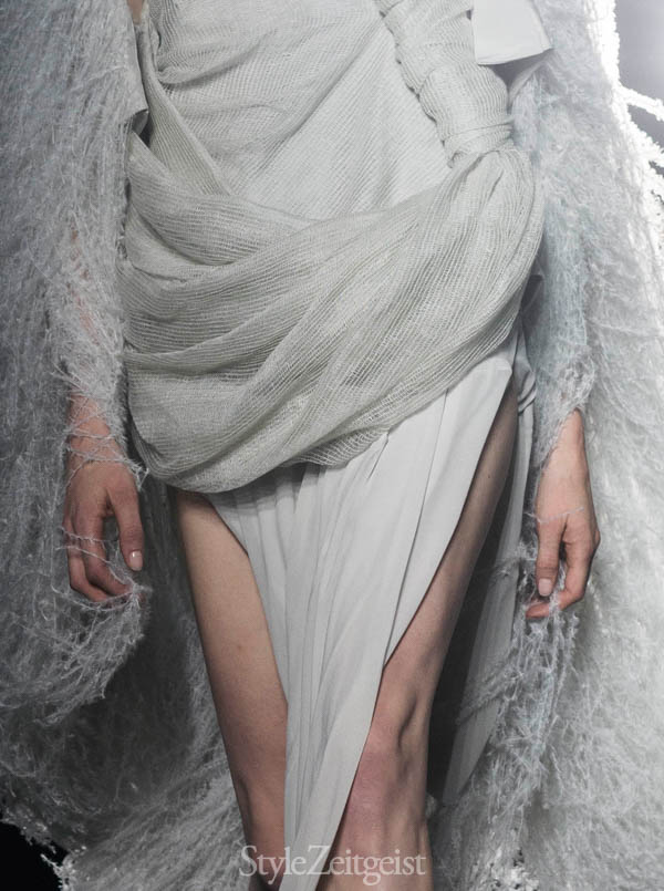 Rick Owens SS17 Women's - Paris - fashion - Women's Fashion, StyleZeitgeist, SS17, Rick Owens, PFW, Paris, Fashion