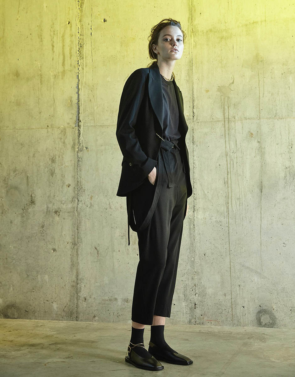 Song for the Mute S/S17 Women's – Lookbook - fashion - Women's Fashion, StyleZeitgeist, SS17, Song For The Mute, lookbook, Fashion, 2017, 2016