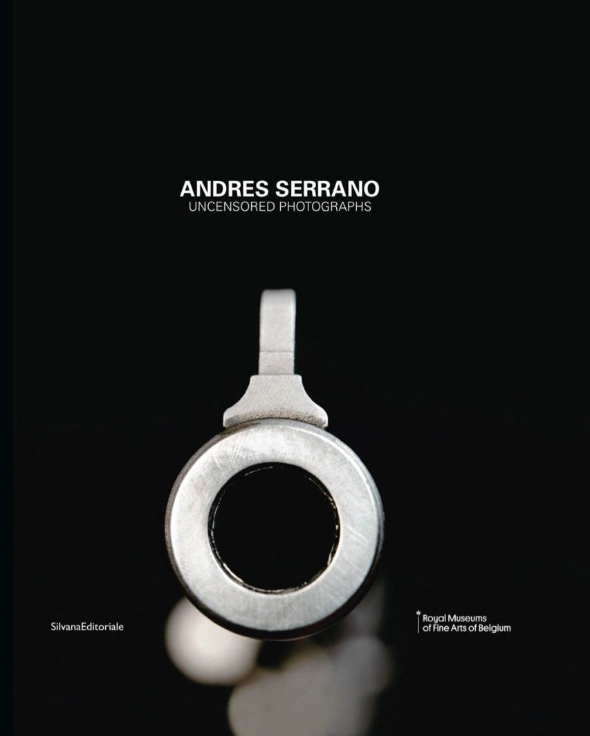 StyleZeitgeist Andres Serrano: Uncensored Photographs Culture