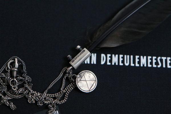 Ann Demeulemeester x StyleZeitgeist Feather Necklace -