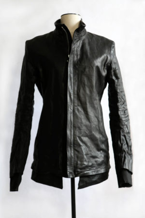 Boris Bidjan Saberi x StyleZeitgeist Leather Jacket -  -