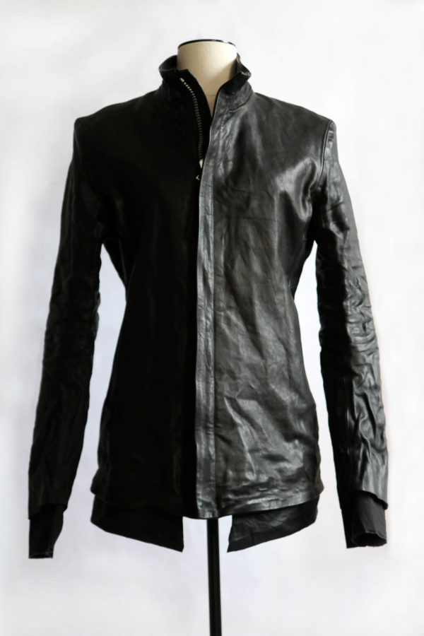 Boris Bidjan Saberi x StyleZeitgeist Leather Jacket -