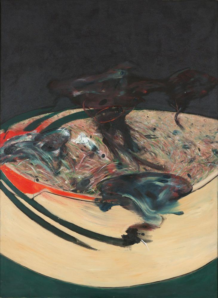 essays on francis bacon/ artist