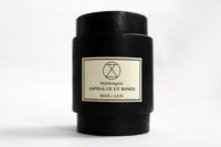 Mad et Len x StyleZeitgeist Asphalte et Roses Candle