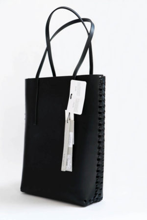 Rick Owens x StyleZeitgeist Leather Tote - sz10-popup, accessories -