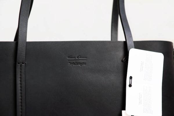Rick Owens x StyleZeitgeist Leather Tote -