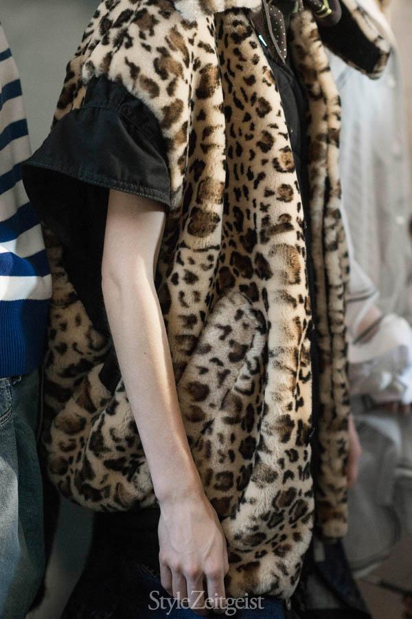 Sacai S/S17 Women's - Paris Backstage - Women's Fashion, StyleZeitgeist, Spring Summer, Sacai, Fashion, Backstage, 2017