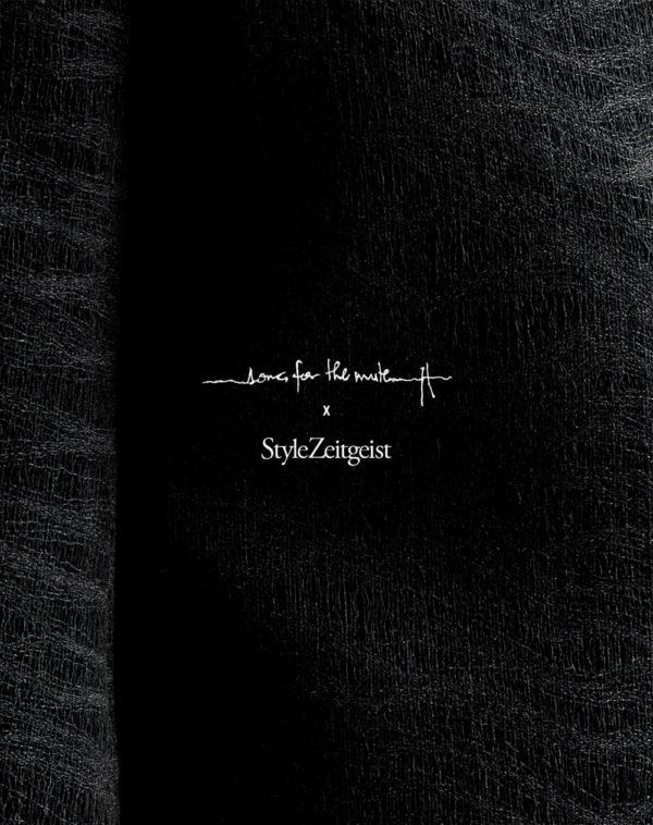 Song for the Mute x StyleZeitgeist Coat -