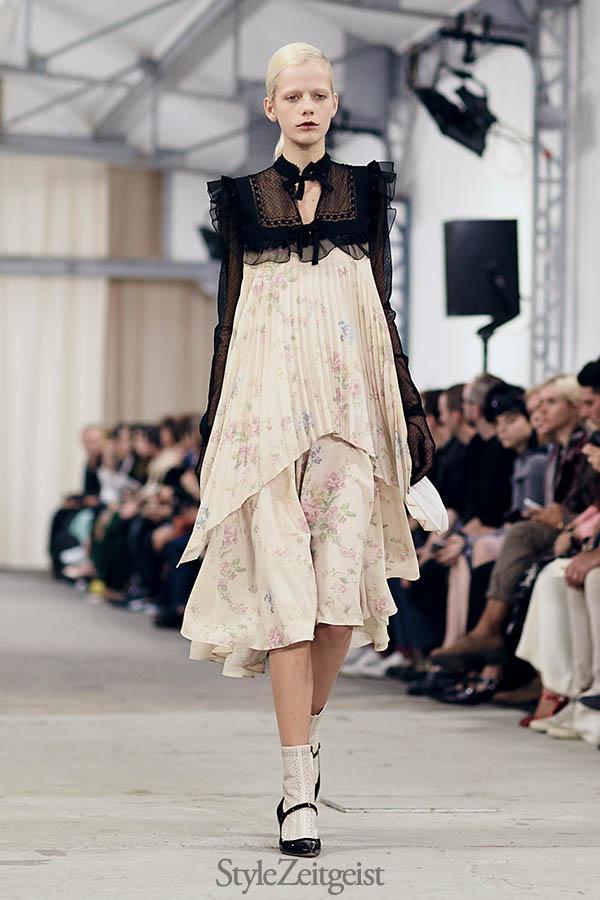 StyleZeitgeist Veronique Branquinho S/S17 Women's - Paris Fashion