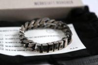 Werkstatt:Munchen x StyleZeitgeist Silver Bracelet -  -